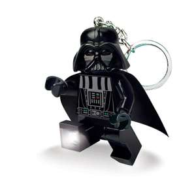 Porte clés LED Lego Star Wars - Dark Vador