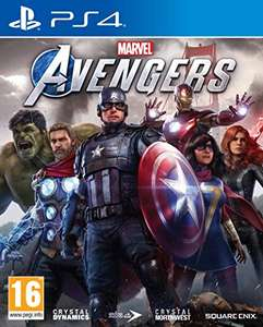 Marvel's Avengers sur PS4 ou Xbox One - Belle-Épine (94)