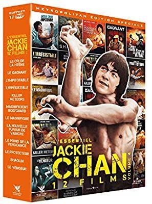 Coffret DVD Jackie Chan L'Essentiel - 12 films