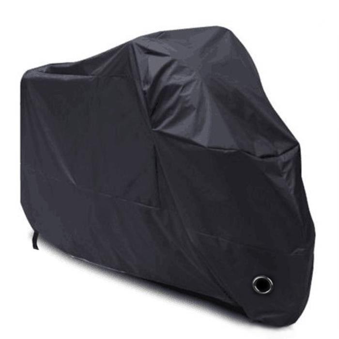 Housse de protection imperméable pour moto - en polyester 190T, 230x95x125 cm (vendeur tiers)