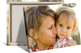 Toile Photo 20x30 offerte pour la fête des mères (8,5€ de frais de port)
