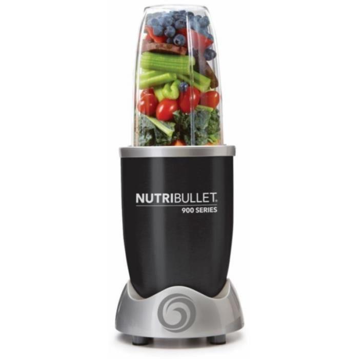 Blender Nutribullet - 900w, Noir