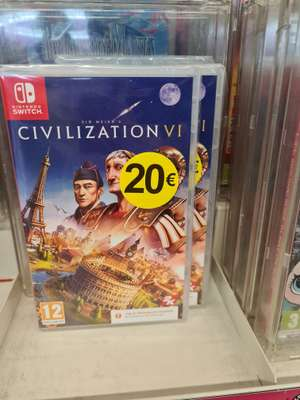 Jeu Civilization 6 sur Nintendo Switch - Hyper U Chateaugiron (35)