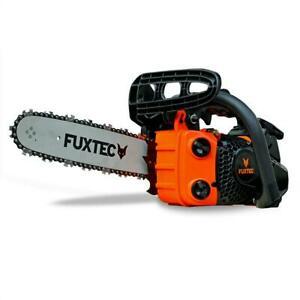 Tronçonneuse élagueuse thermique FUXTEC FX-KS126