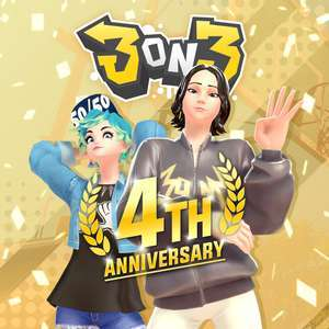 [PS+] Pack bonus 3on3 FreeStyle 2020 (décembre) gratuit sur PS4 (Dématérialisé)