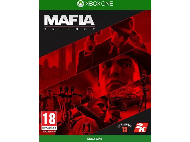 Mafia Trilogy sur PS4 ou Xbox One (Frontaliers Belgique)