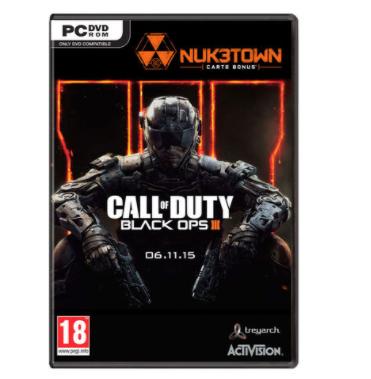 Call Of Duty Black Ops III Standard sur PC (Via Retrait mgasin)