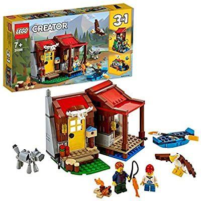 LEGO Creator Le chalet dans la nature 31098