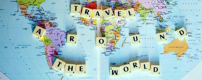 Vols pour un voyage autour du Monde depuis Rome (Afrique du Sud, États-Unis, Chine, Italie)