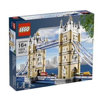 Lego Le Tower Bridge Expert + 30€ en bon de réduction avec un code promo
