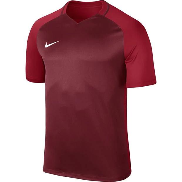 T-shirt manches courtes Nike Dry Trophy III (Orange, Rouge ou Jaune) - Taille XL, XXL