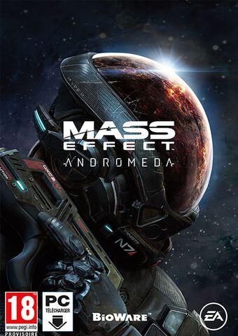 Mass Effect: Andromeda sur PC (via retrait en magasin)