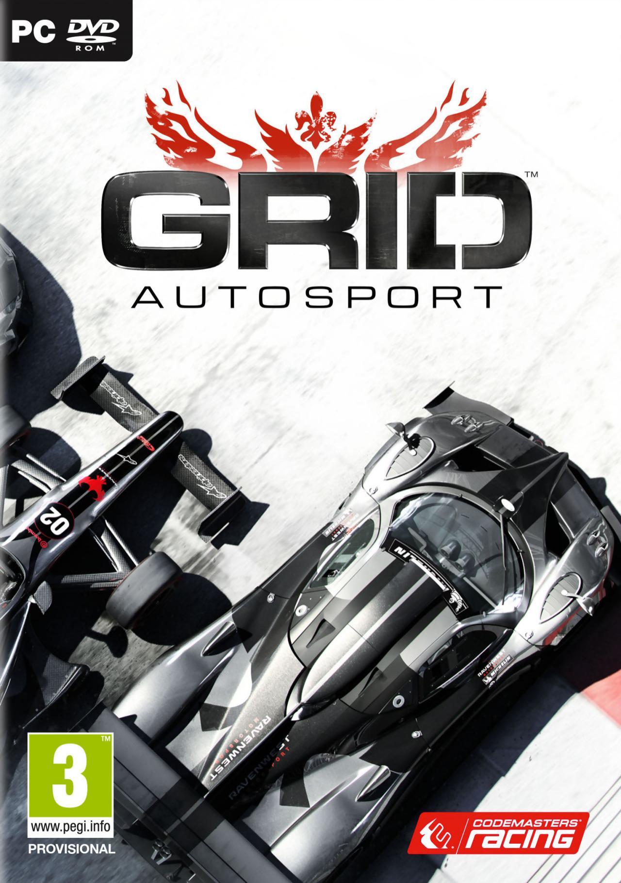 GRID: Autosport sur PC (dématérialisé)