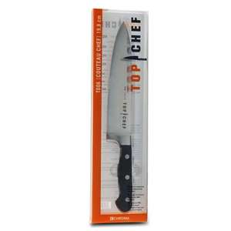 Couteau Chroma Santoku Top Chef - 8.5 cm à 3.9€ et 19.8 cm