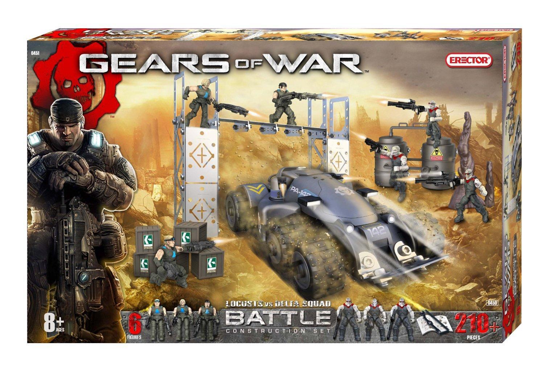 Jeu de construction Meccano Gears of War Locusts VS Delta offert pour l'achat d'une sélection de Lego Star Wars