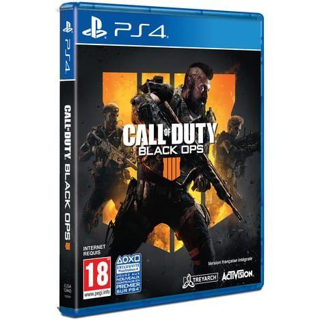 Call of Duty : Black Ops IIII sur PS4 (Via 24.89€ sur la carte)