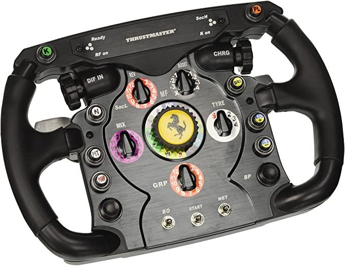 Volant Thrustmaster Ferrari F1 Wheel Add-On pour PC