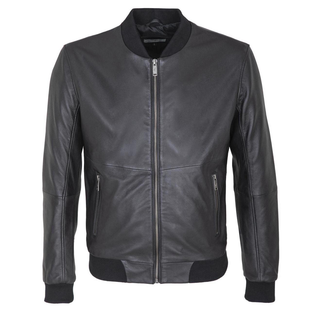 Jusqu'à -75% sur une sélection de vestes en cuir Homme et femme - Ex: Bombers homme Gentleman Farmer