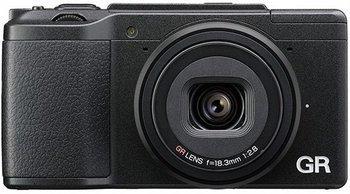 Appareil photo numérique compact Ricoh GR II (16,2 Mpx)