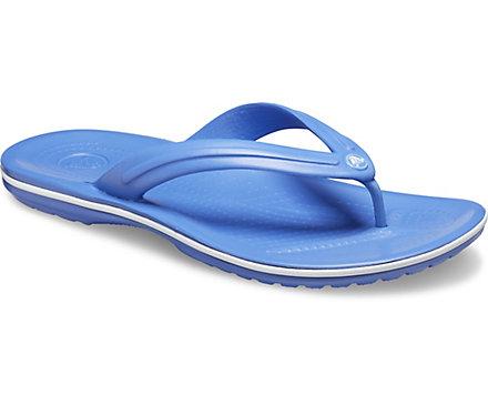 Tongs Crocs Crocband Flip (Coloris & tailles au choix)