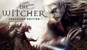 Sélection de jeux The Witcher en promotion (Dématérialisés - GOG) - Ex: The Witcher : Enhanced Edition Director's Cut