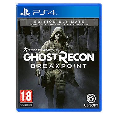 Tom Clancy's Ghost Recon Breakpoint - Édition Ultimate sur PS4 & PS5 (Dématérialisé)
