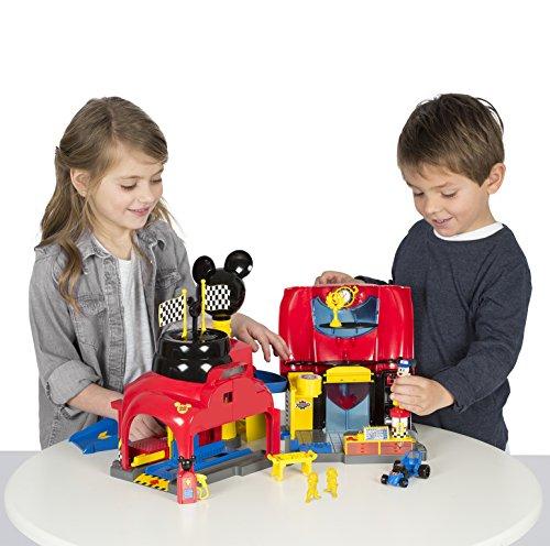 IMC Toys 182493 - Garage de Mickey & Ses Amis : Top Départ