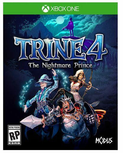 [Gold] Trine 4: The Nightmare Prince offert sur Xbox One (dématérialisé, store Allemagne)