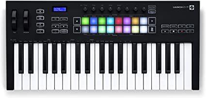 Contrôleur de clavier MIDI Novation Launchkey 37 MK3