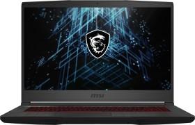 "PC Portable 15.6"" MSI GF65 Thin 10UE-069 - i5-10200H, 16 Go RAM, 512 Go SSD, RTX 3060 Max-Q, QWERTZ"