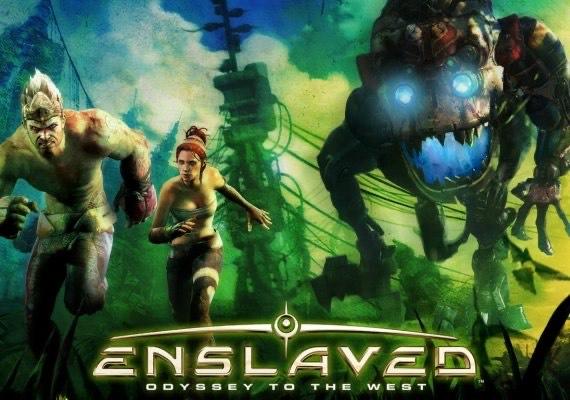Enslaved: Odyssey to the West sur PC (Dématérialisé)
