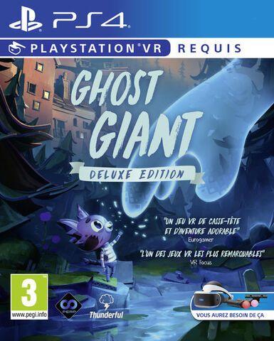 Ghost Giant VR Deluxe Editionsur PS4 (Via Retrait 1h en Magasin)
