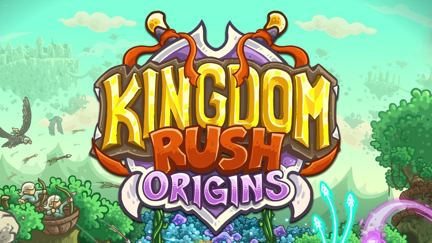 Kingdom Rush Origins sur Android (au lieu de 2.99€)