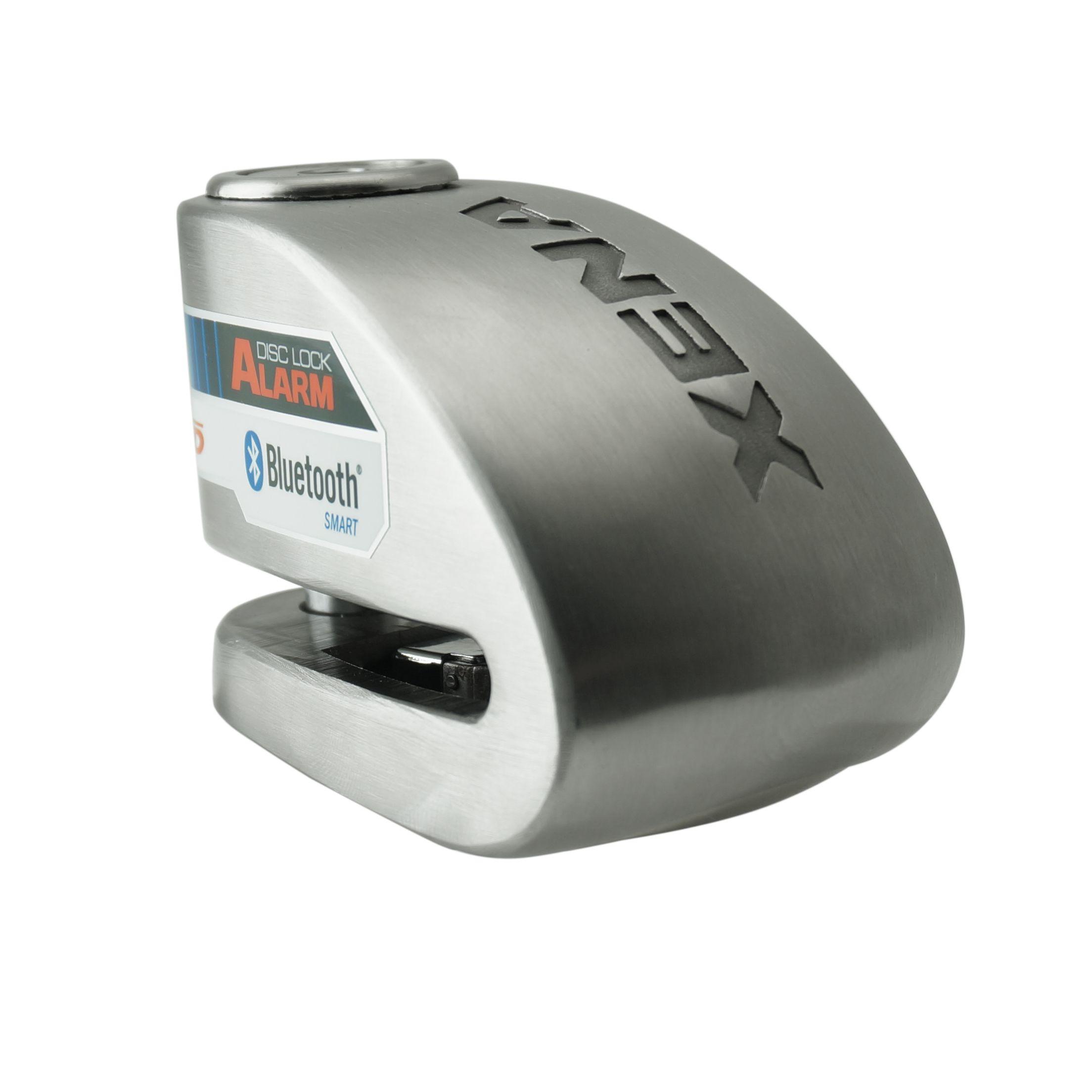 Antivol Bloque disque avec Alarme Xena XX6 - Bluetooth
