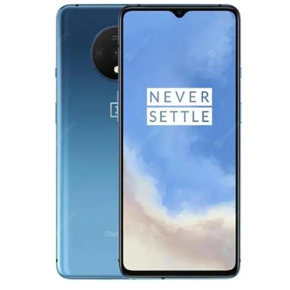 "Smartphone 6.55"" Oneplus 7T (Global) - Snapdragon 855 Plus, 8 Go RAM, 128 Go (Entrepôt France)"