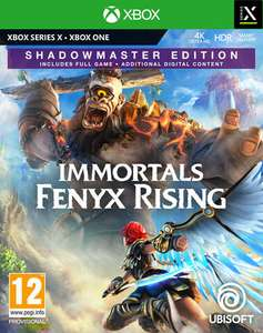 Immortals Fenyx Rising - Édition Shadowmaster sur Xbox One & Series S/X