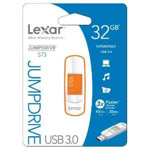 vente flash amazon Lexar - JumpDrive S73 - Clé USB 3.0 - 32 Go