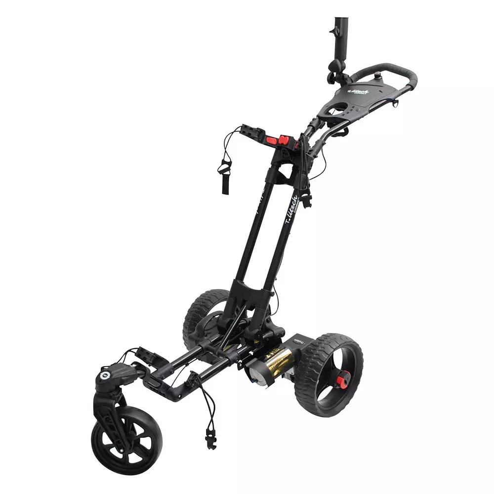 Chariot de golf adulte Trolem T-Litech - Noir
