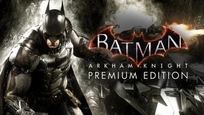 Batman : Arkham Knight Premium Edition sur PC (Dématérialisé - Steam)