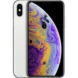 """Smartphone 5.8"""" Apple iPhone XS - 256 Go, Double SIM, Argenté (Reconditionné)"""