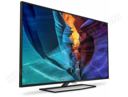 "TV 50"" Philips 50PUH6400/88 - LED, 4K"