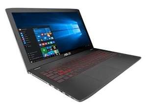 """PC Portable 17"""" Asus GL752VW-TY020T ROG - i5-6300HQ, RAM 8 Go, GTX 960M, HDD 1 To, HD+"""