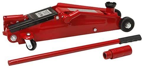 Cric Cartrend 10024 - Capacité 2.5 Tonnes, 450 mm Hauteur de levage