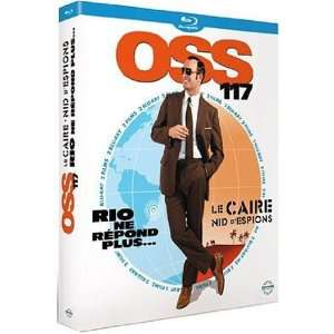OSS 117 pack 2 films Blu-ray