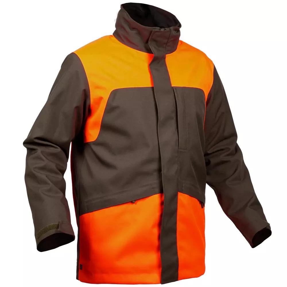 Veste de chasse Solagnac Traque 100 (Taille S, M & L)