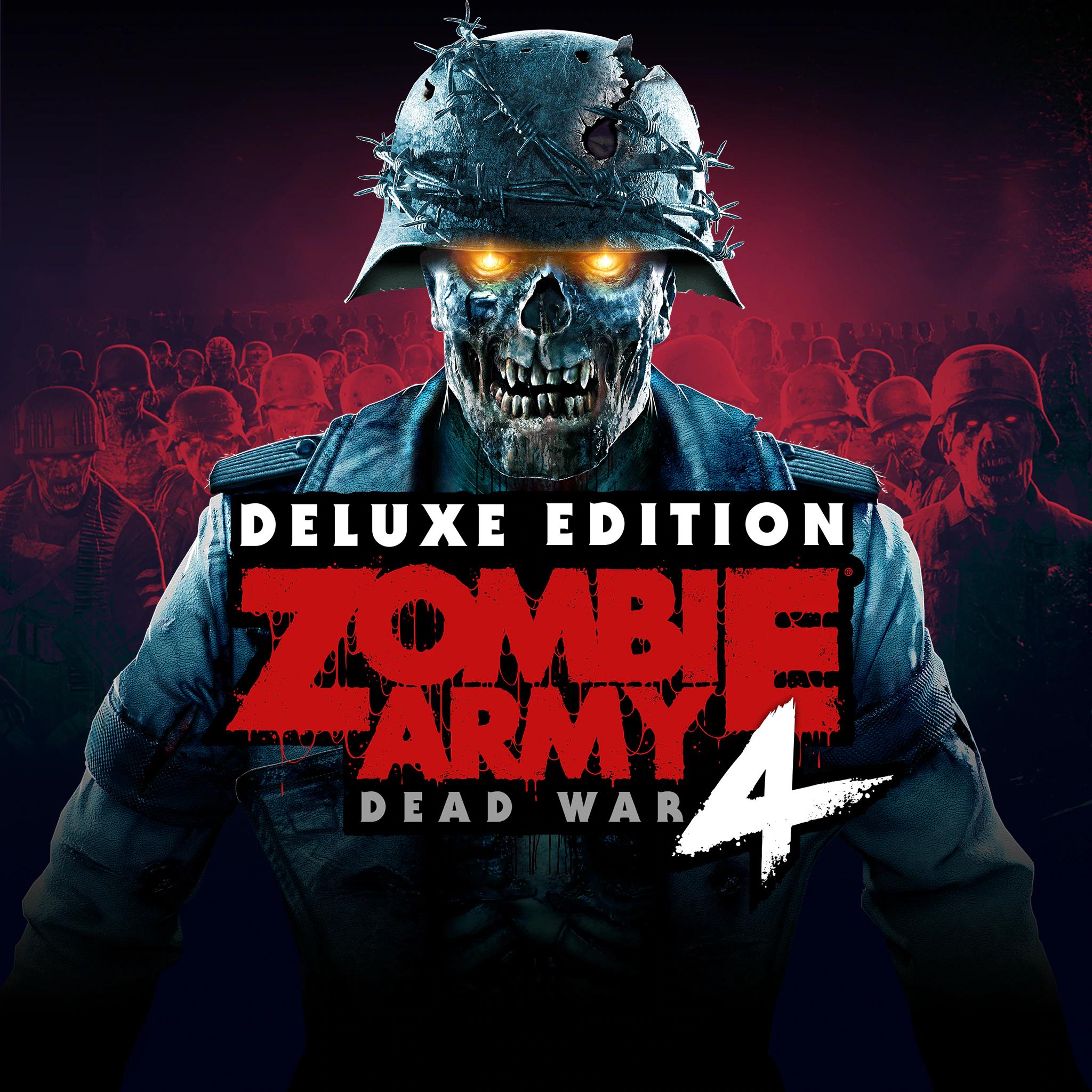 Zombie Army 4: Dead War Super Deluxe Edition sur PS4 (Dématérialisé)