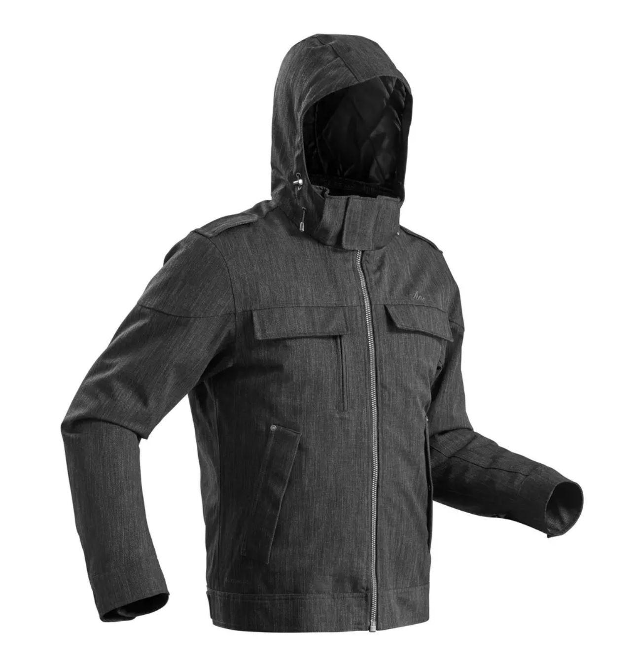 Veste chaude imperméable de randonnée Quechua SH500 X-Warm pour Homme - Toutes tailles
