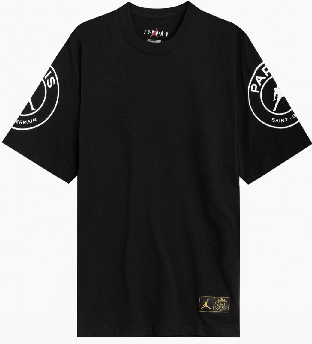 T-shirt à Manches Courtes Air Jordan x PSG Homme