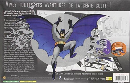 Coffret DVD Batman l'Intégrale de la Série Animée - Edition Prestige