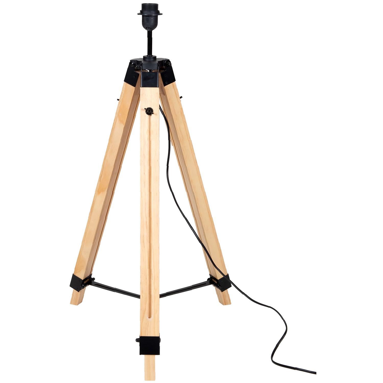 Trépied pour lampe - 1.26 m, différents styles